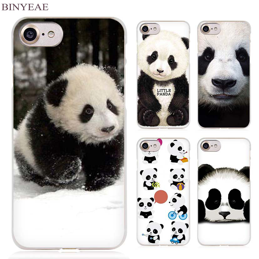 coque iphone 4 panda silicone