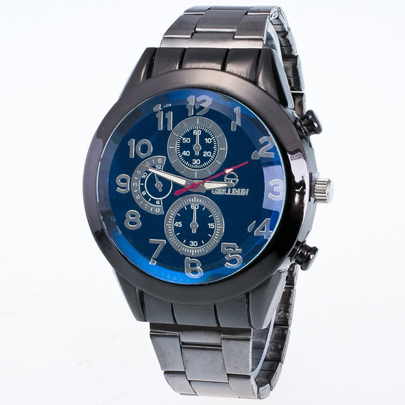 Motion Form Stainless Steel Sport Quartz