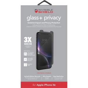 INVISIBLESHIELD GLASS PLUS PRIVACY SCREEN IPHONE XR/11