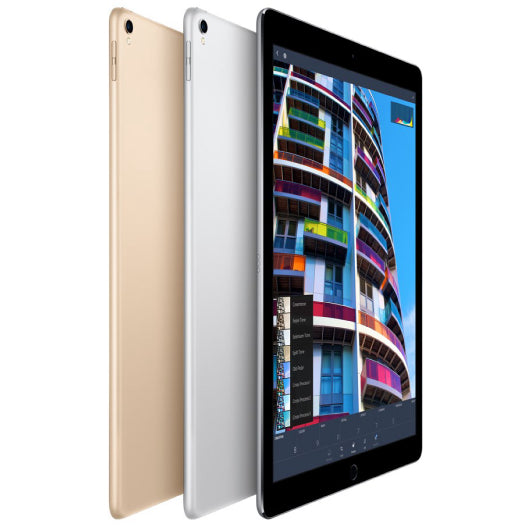 Apple iPad Pro 12,9 tum - Wi-Fi + Cellular