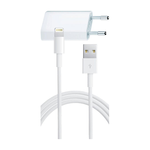 Lightning to USB Cable + USB Power Adapter - Paket