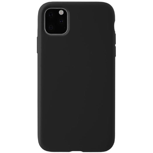 Melkco AQUA Silicone Case iPhone 11 Svart