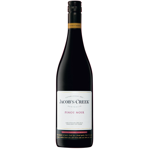 Jacob Creek Pinot Noir Red Wine 750ml