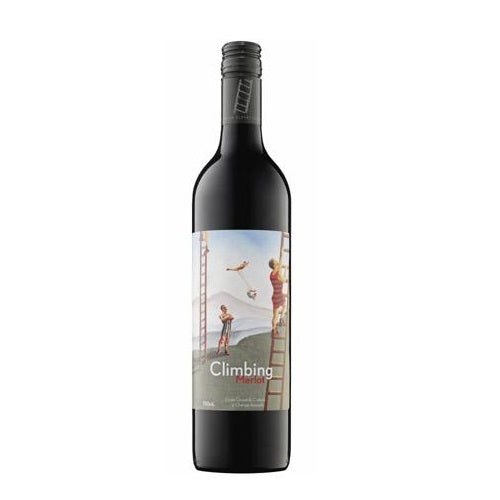 Climbing Merlot Red Wine 750ml