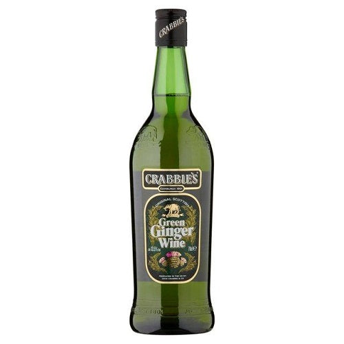 Crabbies Green Ginger Green Wine 700ml