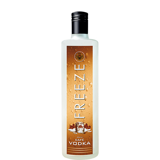 DDL's Freeze Vodka Café Flavour 375ml