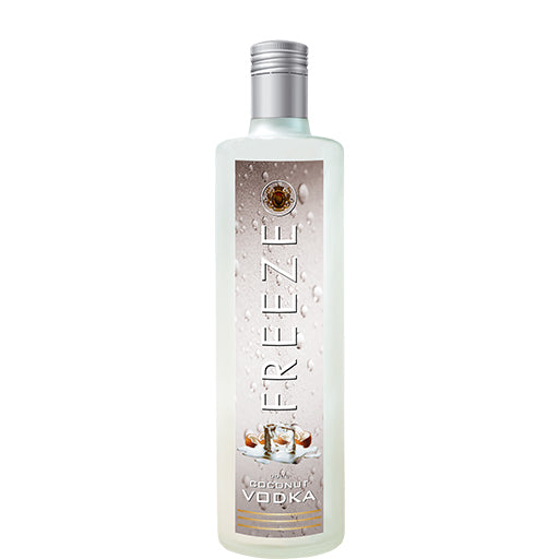 DDL's Freeze Vodka Coconut Flavour 375ml