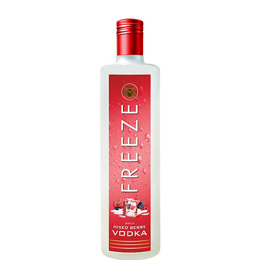 DDL's Freeze Vodka Mixed Berry Flavour 375ml