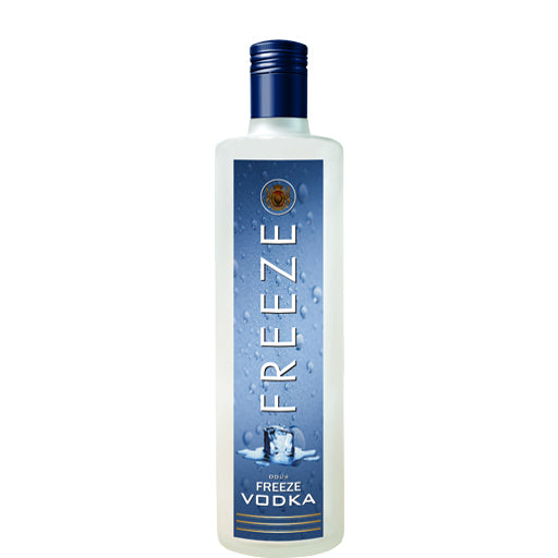 DDL's Freeze Vodka 375ml