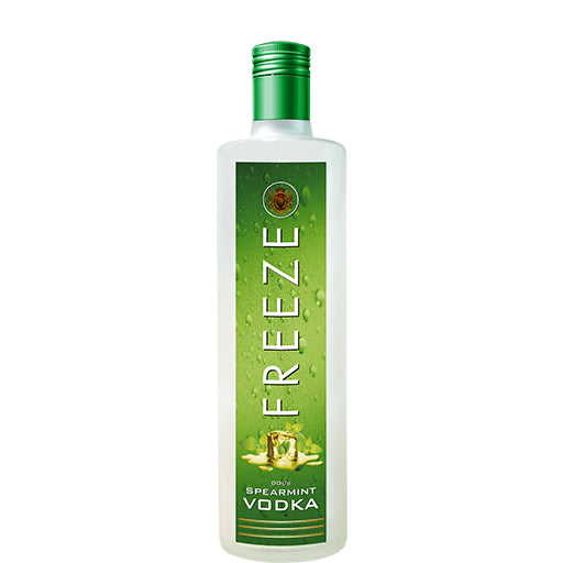 DDL's Freeze Vodka Spearmint Flavour 375ml