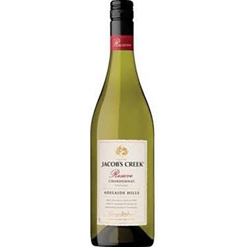 Jacobs Creek Reserve  Chardony Adelaide Hills  750ml