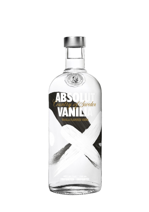 Absolut Vodka Vanilia Flavour 750ml