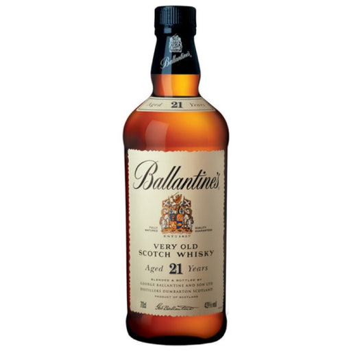Ballantine's 21yrs Blended Scotch Whisky 700ml