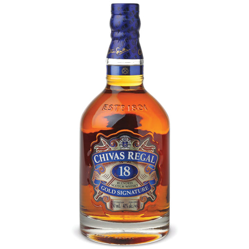 Chivas Regal 18yrs Blended Scotch_1