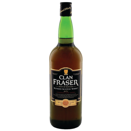 Clan Fraser Blended Scotch Whisky 750ml