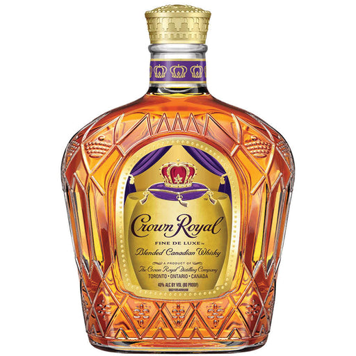 Crown Royal Blended Canadian Whisky 1 Litre
