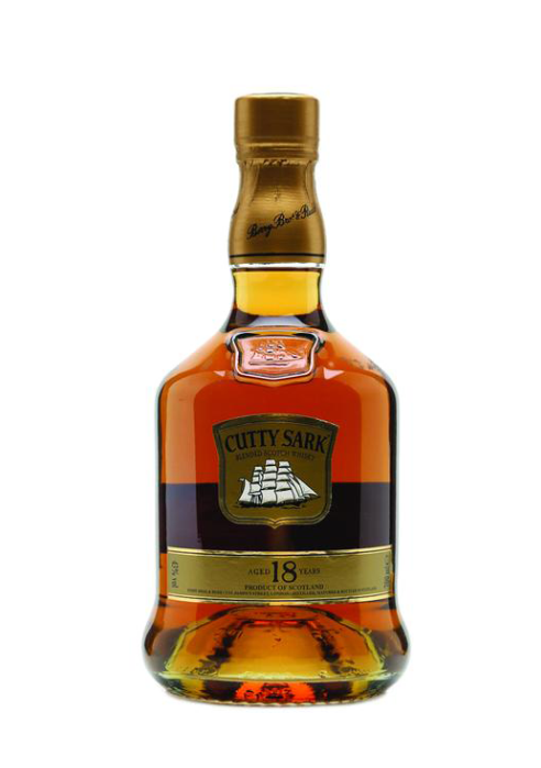 Cutty Sark 18yrs Blended Scotch Whisky 700ml