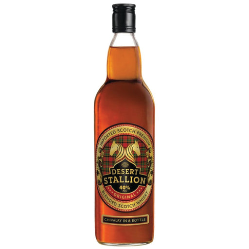 Desert Stallion Blended Scotch Whisky (750ml)