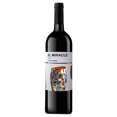 El Miracle Concepts Art Red Wine 750ml