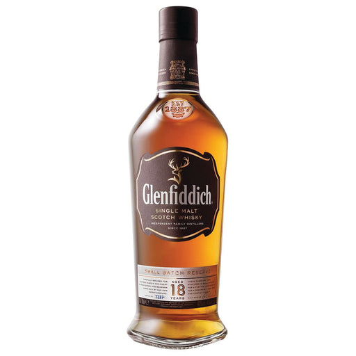 Glenfiddich 18 yrs Single Malt Scotch_1