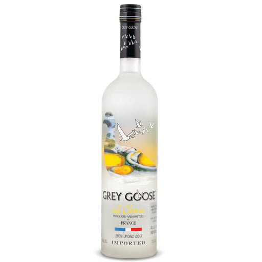Grey Goose Vodka Le Citron 1 Litre