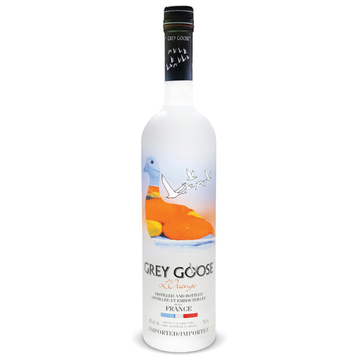 Grey Goose Vodka Le Orange 1 Litre