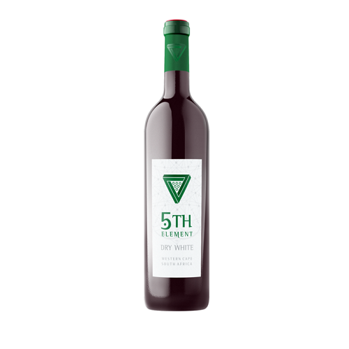 5th Element White Wine 750ml