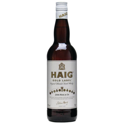 Haig Gold Label Blended Scotch_1