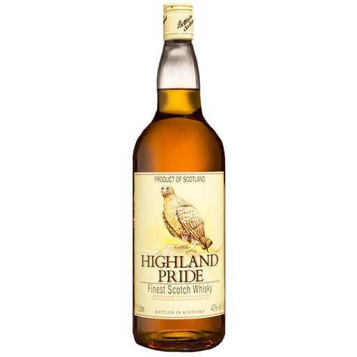 Highland Pride  Blended Scotch Whisky 750ml