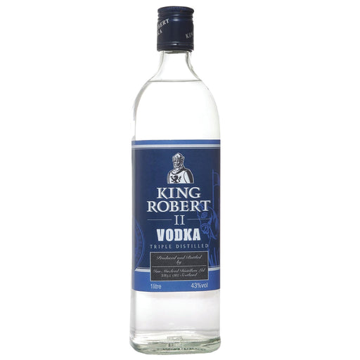 King Robert Vodka 750ml_1