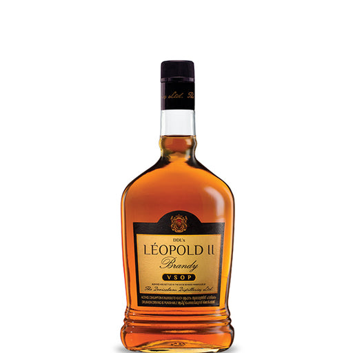 Leopold II Brandy VSOP 180ml