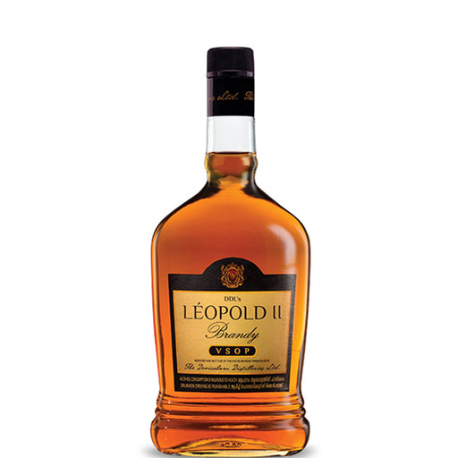Leopold II Brandy VSOP 375ml