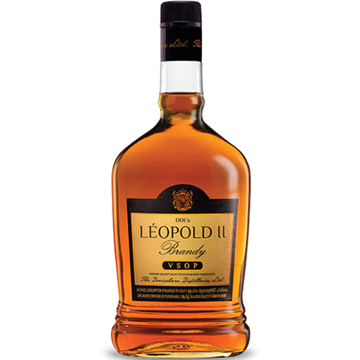 Leopold II Brandy VSOP 750ml