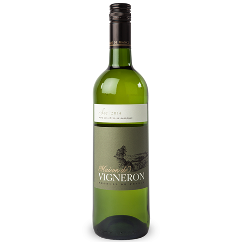 Maison De Vigneron Sec White Wine 750ml