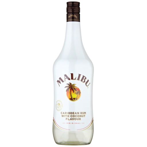 Malibu Coconut White Rum 750ml