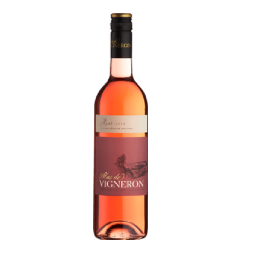 Maison De Vigneron Rose Wine 750ml