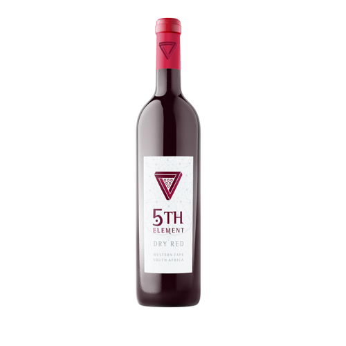 5th Element Red Wine 750ml