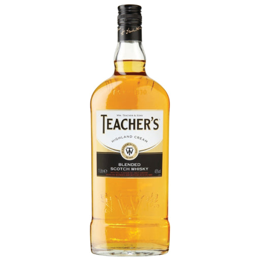 Teacher's Blended Scotch_1
