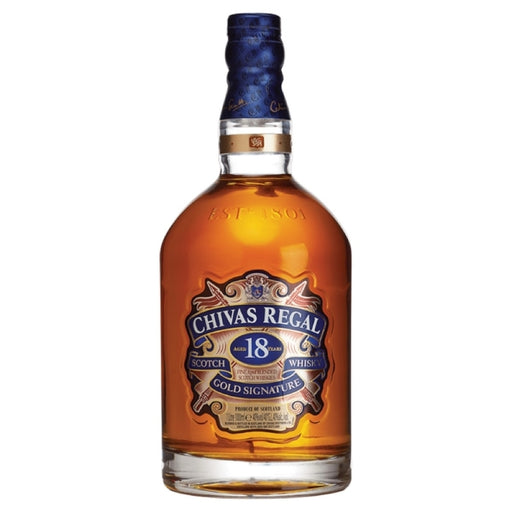 Chivas Regal 18 yrs Blended Scotch Whisky 1litre