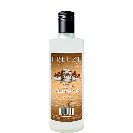 DDL's Freeze Vodka Café Flavour 180ml