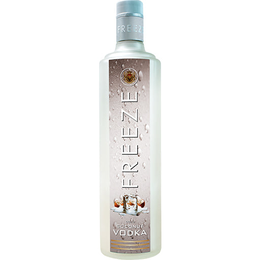 DDL's Freeze Vodka  Coconut Flavour  750ml