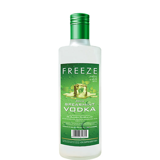 DDL's Freeze Vodka Spearmint Flavour 180ml