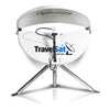 TravelSat Optima T2 Fibreglass Fold in Half Satellite Dish