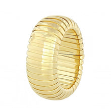 Big Domed cuff bracelet