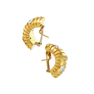 Anima pair of earrings
