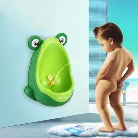 Fun Frog Potty Training Urinal