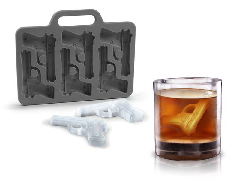 007 Ice Cube Mold Set