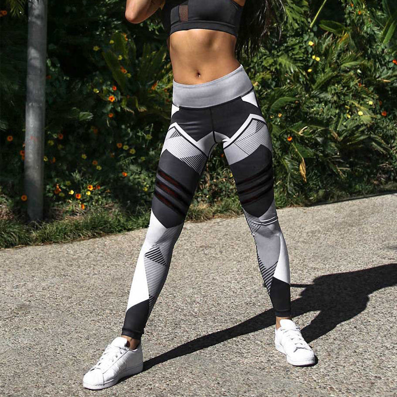 Graphic Fitness Legging