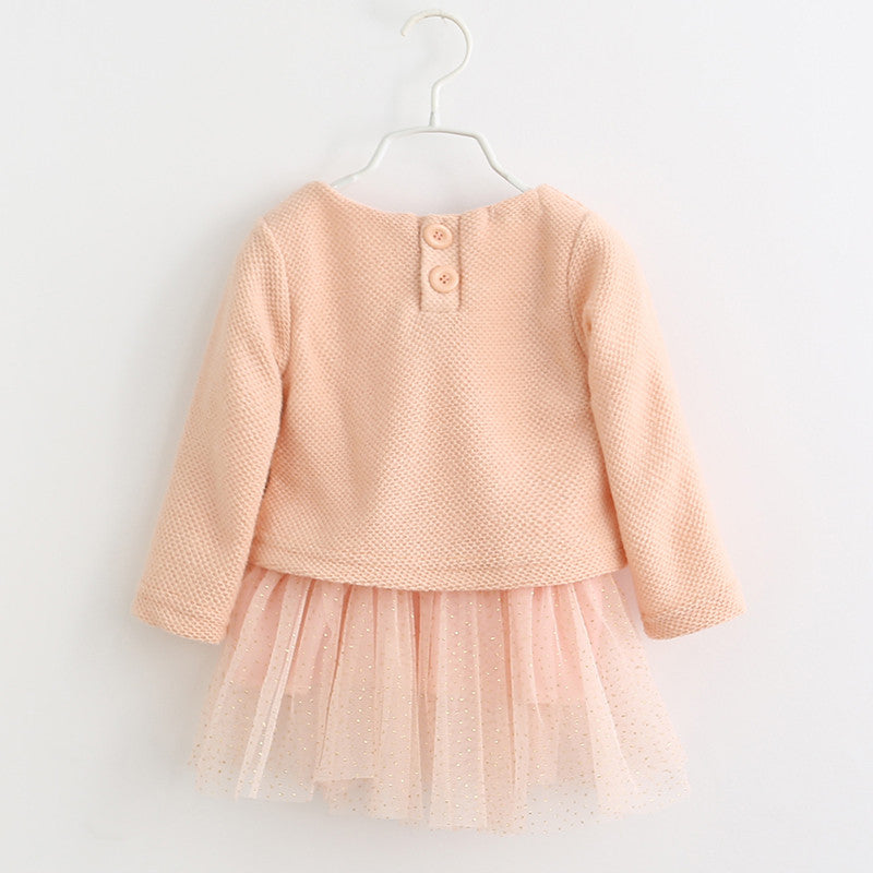 Sweet Baby Girl Casual Dress