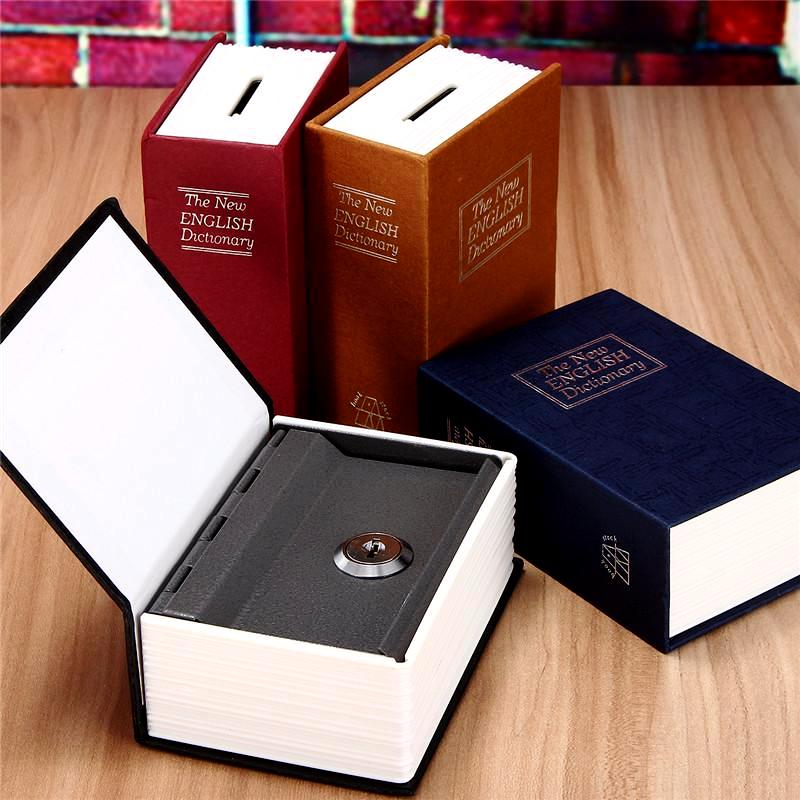 Mini Dictionary Book Safe